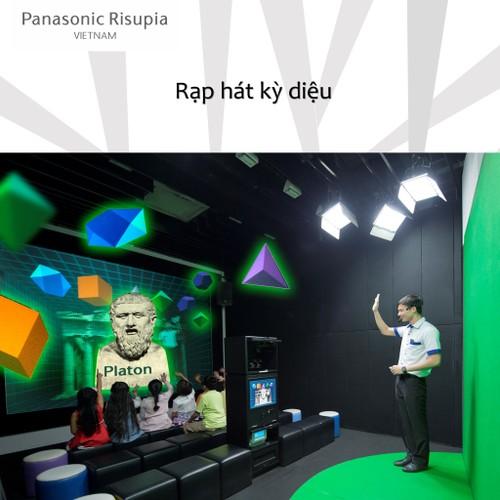 Panasonic Risupia Vietnam -  Интересная научная площадка для детей - ảnh 2