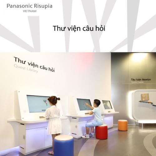 Panasonic Risupia Vietnam -  Интересная научная площадка для детей - ảnh 3