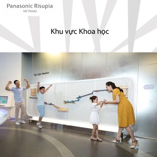Panasonic Risupia Vietnam -  Интересная научная площадка для детей - ảnh 4