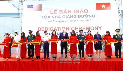 Việt Nam nâng cao chất lượng huấn luyện lực lượng tham gia gìn giữ hòa bình Liên hợp quốc - ảnh 1