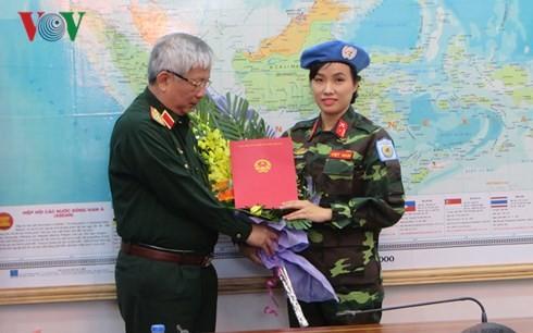 Việt Nam kêu gọi cải tổ hoạt động gìn giữ hòa bình - ảnh 1
