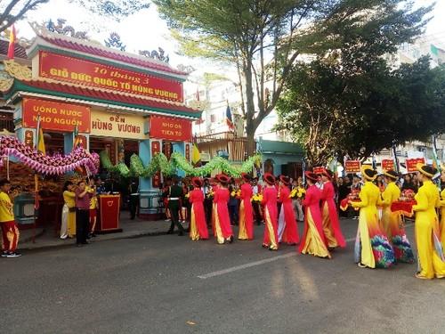 Lễ Giỗ Tổ Hùng Vương tại các địa phương - ảnh 2
