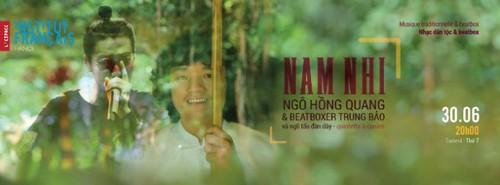 Đêm nhạc Nam nhi - làn gió mới cho âm nhạc dân tộc Việt - ảnh 1