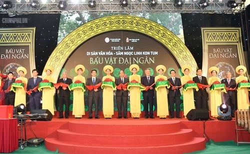 Thủ tướng Nguyễn Xuân Phúc mong muốn sâm Ngọc Linh ghi dấu ấn lịch sử mới cho ngành dược liệu Việt Nam - ảnh 2