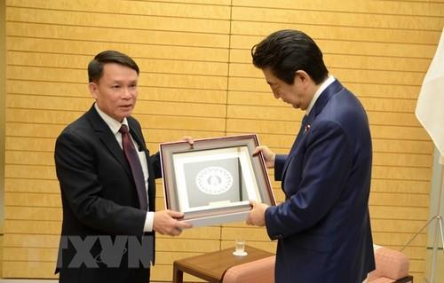 Làm sâu sắc hơn nữa mối quan hệ Nhật Bản - Việt Nam - ảnh 1
