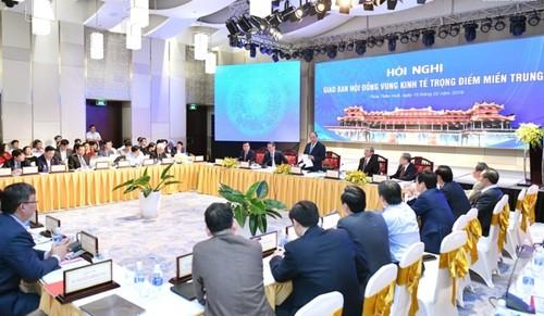 Đẩy mạnh phát triển Vùng kinh tế trọng điểm miền Trung - ảnh 2