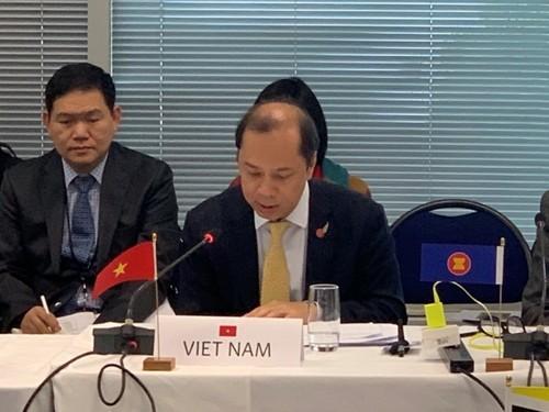 Việt Nam - New Zealand tham khảo chính trị lần thứ 11 - ảnh 1