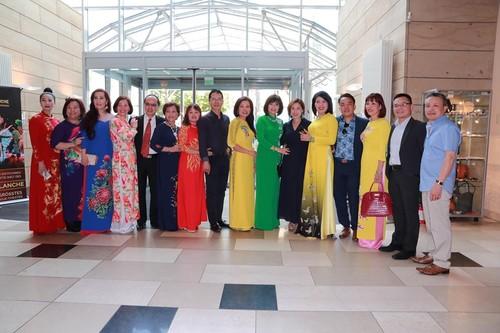 Cuộc thi Áo dài phu nhân – Nơi hội tụ nét đẹp của những người phụ nữ Việt trên khắp Châu Âu - ảnh 8