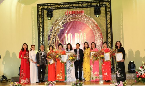 Cuộc thi Áo dài phu nhân – Nơi hội tụ nét đẹp của những người phụ nữ Việt trên khắp Châu Âu - ảnh 7
