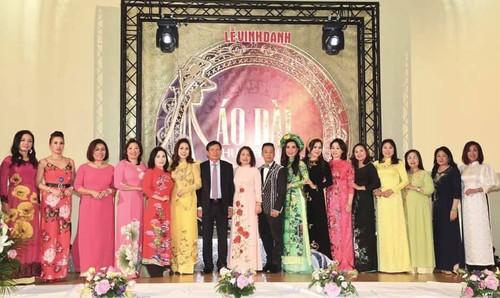 Cuộc thi Áo dài phu nhân – Nơi hội tụ nét đẹp của những người phụ nữ Việt trên khắp Châu Âu - ảnh 5
