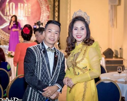 Cuộc thi Áo dài phu nhân – Nơi hội tụ nét đẹp của những người phụ nữ Việt trên khắp Châu Âu - ảnh 4