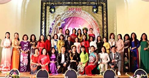 Cuộc thi Áo dài phu nhân – Nơi hội tụ nét đẹp của những người phụ nữ Việt trên khắp Châu Âu - ảnh 2