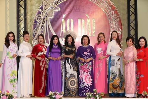 Cuộc thi Áo dài phu nhân – Nơi hội tụ nét đẹp của những người phụ nữ Việt trên khắp Châu Âu - ảnh 11