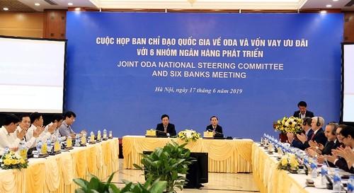 Các nhà tài trợ tiếp tục cam kết dành cho Việt Nam nguồn vốn ODA - ảnh 1