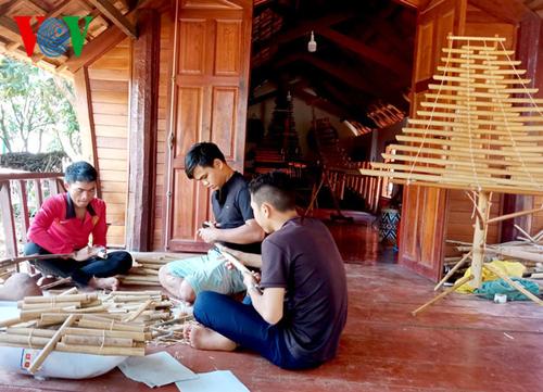 Nỗ lực lưu giữ văn hóa truyền thống ở nhà lưu trú Têrêsa - ảnh 2