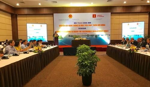 Đan Mạch hỗ trợ Việt Nam chuyển đổi năng lượng vì mục tiêu phát triển bền vững - ảnh 1