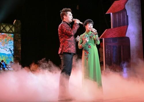 Ca sĩ Châu Tuấn tha thiết với dòng nhạc trữ tình quê hương - ảnh 3