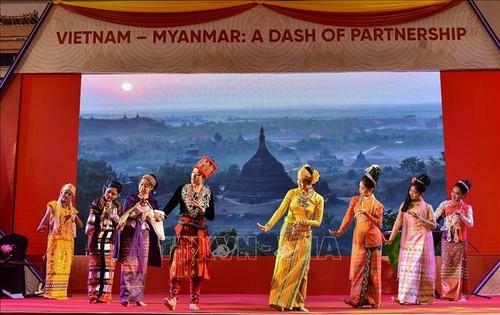 Việt Nam tổ chức tuần văn hóa tại Myanmar - ảnh 1