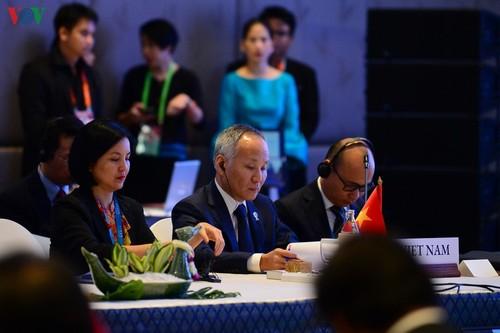 Hội nghị Hội đồng cộng đồng kinh tế ASEAN lần thứ 18 - ảnh 1