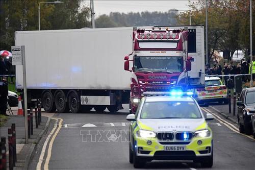 Có công dân Việt Nam trong vụ 39 thi thể trong xe tải ở Anh - ảnh 1