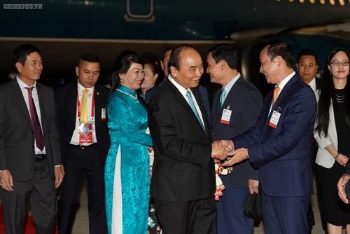 Thủ tướng Nguyễn Xuân Phúc đến Thái Lan, bắt đầu tham dự Hội nghị Cấp cao ASEAN lần thứ 35 - ảnh 1