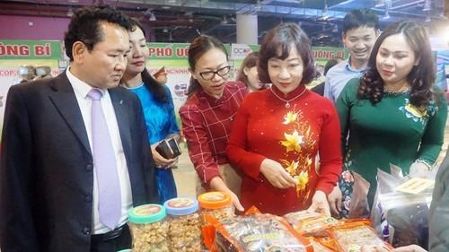 Khai mạc triển lãm OCOP Quảng Ninh và sản phẩm làng nghề Việt Nam - ảnh 1