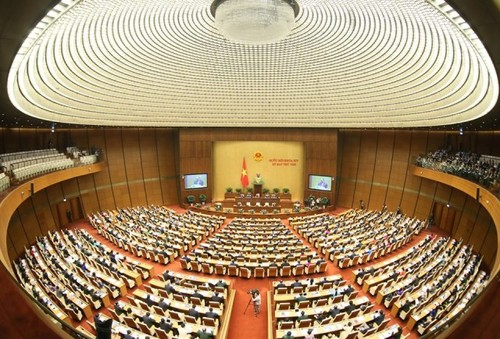 Quốc hội thảo luận về việc thực hiện chính sách , pháp luật về phòng cháy chữa cháy giai đoạn 2014-2018 - ảnh 1