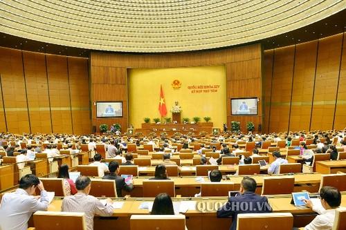 Kỳ họp thứ 8, Quốc hội khóa XIV: Huy động nguồn lực tư nhân thông qua đầu tư PPP - ảnh 1