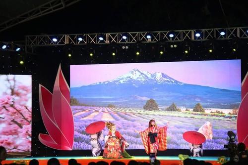 Bế mạc Lễ hội giao lưu Văn hóa và Thương mại Việt Nam – Nhật Bản lần thứ 5 - ảnh 1
