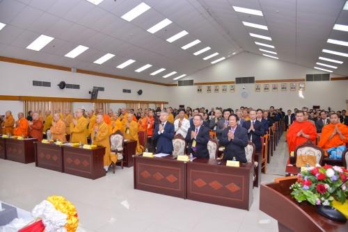 """Hội thảo """"Phật giáo Việt Nam tại Lào: Lịch sử, thực trạng và định hướng phát triển"""" - ảnh 2"""