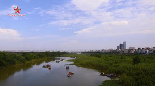 Dấu ấn văn minh sông Hồng trong văn hóa Thăng Long - ảnh 1