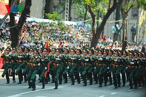 75 năm Quân đội nhân dân Việt Nam anh hùng, vững bước dưới lá cờ vinh quang của Đảng - ảnh 3