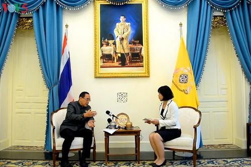 Việt Nam - Thái Lan: Thúc đẩy quan hệ đối tác chiến lược tăng cường năm 2019 - ảnh 1