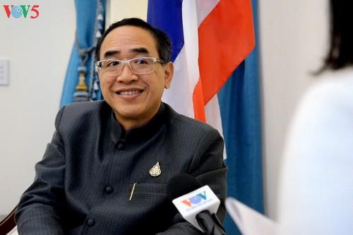Việt Nam - Thái Lan: Thúc đẩy quan hệ đối tác chiến lược tăng cường năm 2019 - ảnh 2