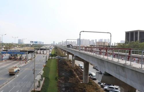 Thành phố Hồ Chí Minh dự kiến khởi công tuyến metro số 2 vào năm 2021 - ảnh 1