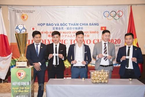 Khởi động đại hội bóng đá lớn nhất của cộng đồng người Việt tại Nhật Bản - ảnh 1
