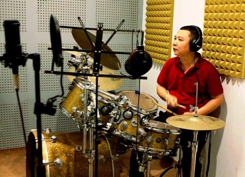 Nhạc sĩ Kấn Tùng Lâm: Tôi viết ca khúc bằng những cảm xúc chân thành - ảnh 1