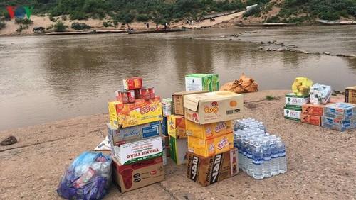 Quảng Trị mở lại 4 cửa khẩu phụ thông thương hàng hóa với Lào - ảnh 1