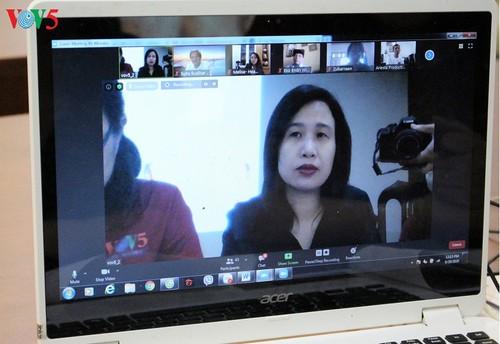 Giữ gìn tình hữu nghị giữa thính giả và Đài Tiếng nói Việt Nam trong thời kỳ Covid-19 - ảnh 4