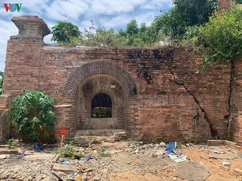 Phát hiện hai cổng thành ở Kinh Thành Huế - ảnh 1