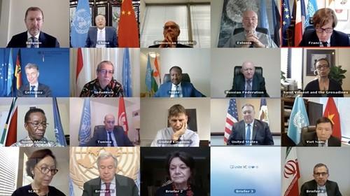 Hội đồng bảo an Liên hợp quốc thảo luận về hoạt động của Trung tâm Ngoại giao Phòng ngừa của Liên hợp quốc tại Trung Á - ảnh 1