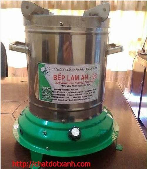 Dự án Bếp sạch Lam An - Chung tay bảo vệ môi trường thích ứng với biến đổi khí hậu - ảnh 1
