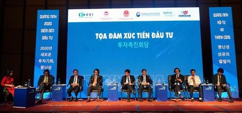 Doanh nghiệp Hàn Quốc tìm kiếm cơ hội đầu tư tại Quảng Ninh - ảnh 1