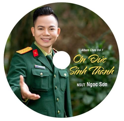 """NSƯT Cao Ngọc Sơn tri ân cha mẹ qua album """"Ơn đức sinh thành"""" - ảnh 2"""