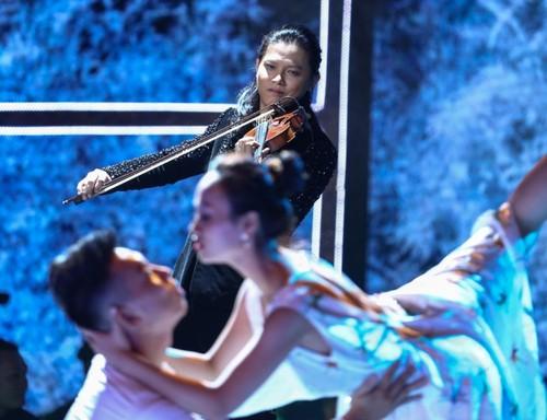 Nghệ sĩ violin Anh Tú - đam mê trên con đường không trải hoa hồng - ảnh 3