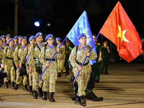 43 năm Việt Nam tham gia Liên hợp quốc - ảnh 1