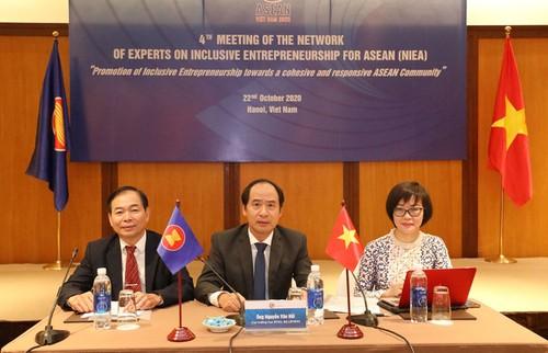 Thúc đẩy doanh nghiệp hòa nhập cho người khuyết tật tại các nước ASEAN - ảnh 1