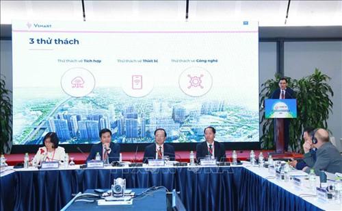 Quy hoạch và quản lý đô thị thông minh trong chiến lược đô thị hóa và phát triển đô thị - ảnh 1