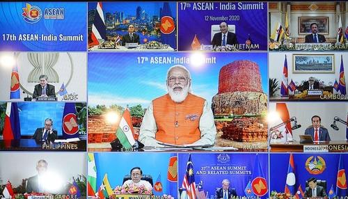ASEAN - Ấn Độ tái cam kết định hướng quan hệ trong thế kỷ XXI - ảnh 1