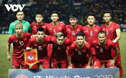 Đội tuyển bóng đá Việt Nam tăng một bậc trên bảng xếp hạng FIFA tháng 11 - ảnh 1